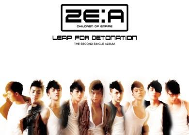 ZE:A (제국의아이들) – Man 2 Man