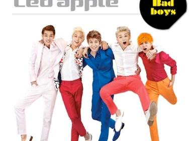 Led apple – Bad boys (Feat. Kang Ye Bin)
