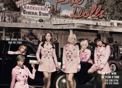 F-ve Dolls – Soulmate #1 (짝 1호)