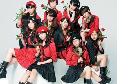 Morning Musume – Gentle First Year Love (ふんわり恋人一年生)