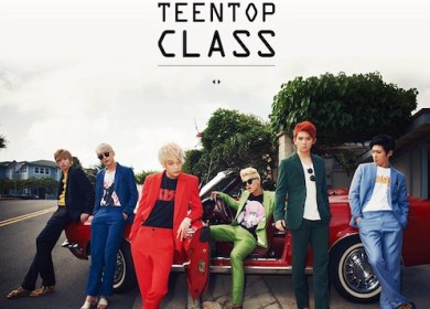 Teen Top  – Rockstar (Feat. Maboos of Elecroboyz)