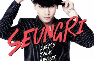 Seungri (승리) – Let's Talk About Love (Feat. Taeyang, G-Dragon)