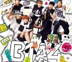 B1A4 – IN THE AIR (Japanese ver.)