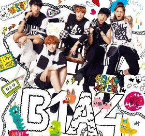 B1A4 – IF…As Long As There Is You (IF…君さえいれば)