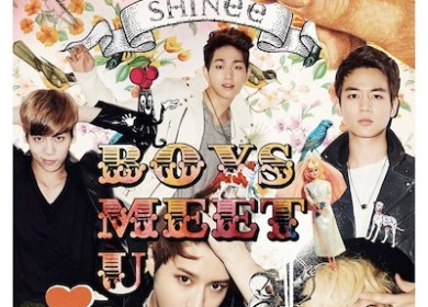 SHINee – Keeping love again