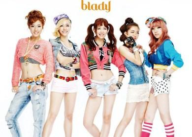 Blady – Blood Type B Girl (B형여자)