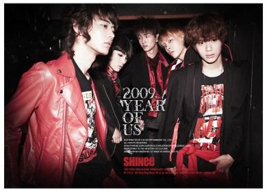 SHINee – Y.O.U. (Year Of Us)