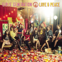 Girls' Generation (少女時代) – Karma Butterfly » Color Coded