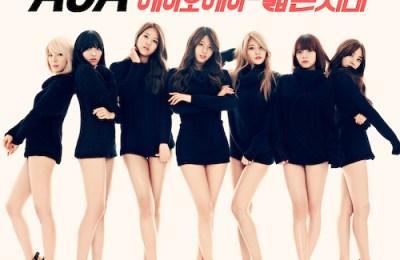 AOA – Mini Skirt (짧은 치마)