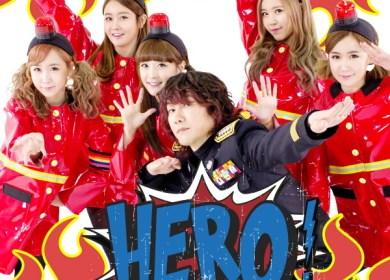 Crayon Pop and Kim Jang Hoon – Hero