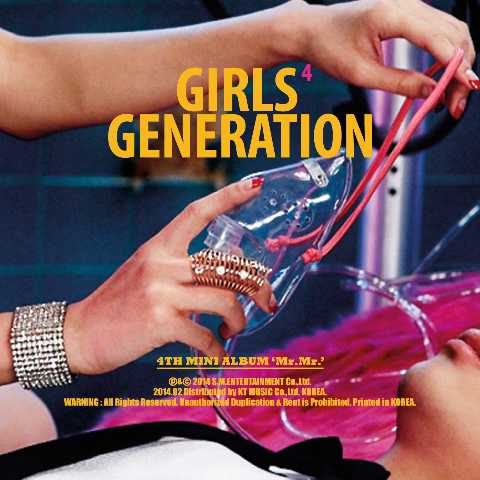 Girls' Generation (소녀시대) - Mr  Mr  » Color Coded Lyrics
