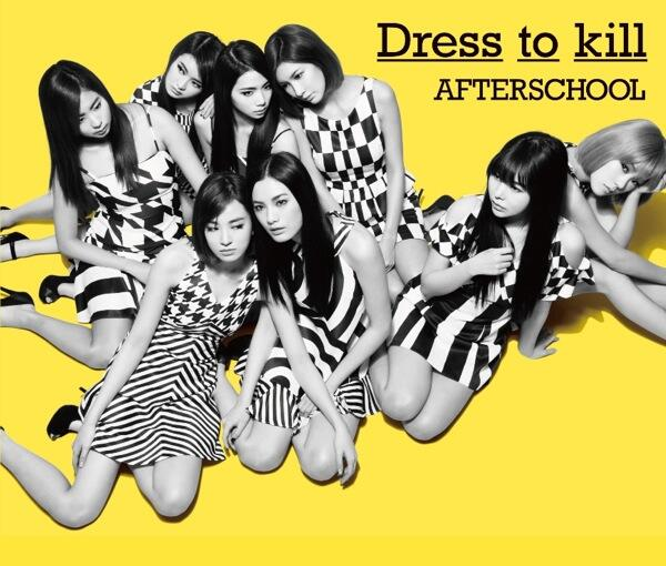 Afterschool dress to kill color coded