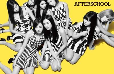 After School – Lucky Girl