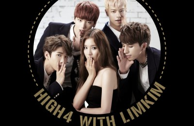 HIGH4 and Lim Kim (김예림) – A Little Close (해요 말고 해)