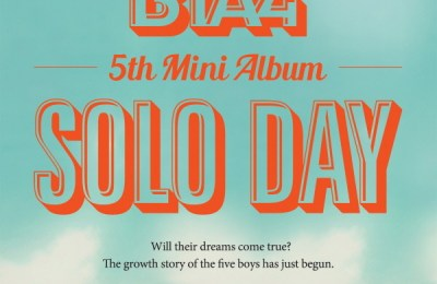 B1A4 – Solo Day