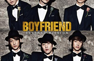 Boyfriend – CODE NAME; SPY GET LOVE