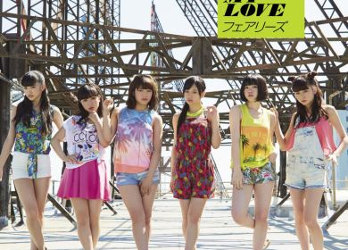 Fairies (フェアリーズ) – BLING BLING MY LOVE