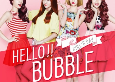 GIRL'S DAY – Hello Bubble