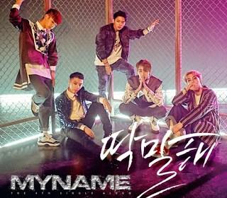 MYNAME – Just Tell Me (딱말해)