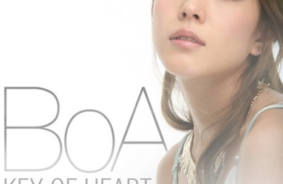 BoA (보아) –  Key Of Heart (Korean Ver.)