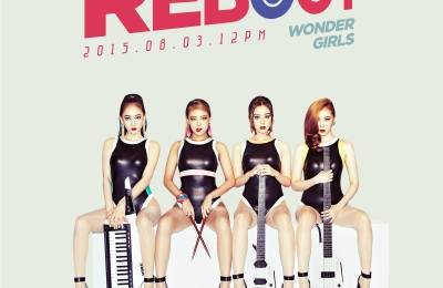 Wonder Girls – Rewind