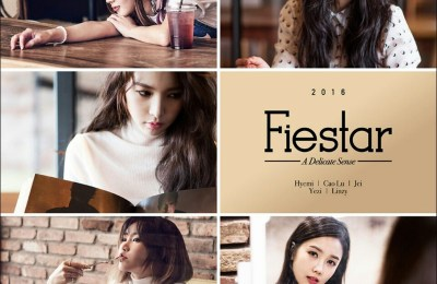 FIESTAR – A Sip of Lips (입술 한 모금)