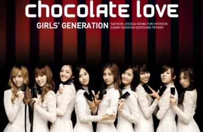 Girls' Generation (소녀시대) – Chocolate Love
