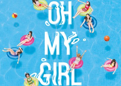 OH MY GIRL – Je T'aime