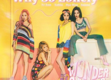 Wonder Girls – Sweet & Easy
