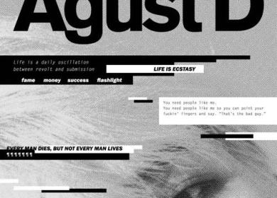 Agust D – So Far Away (Feat. Suran)