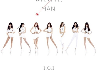 I.O.I – Whatta Man (Good Man)