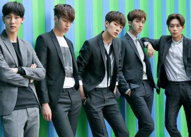 KNK (크나큰) Lyrics Index