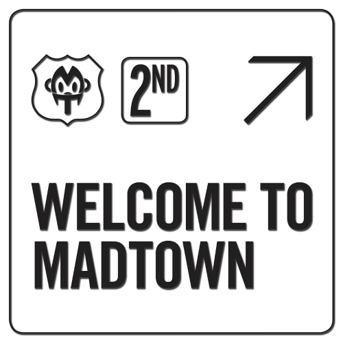 Image result for madtown new world cover