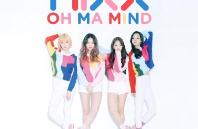 MIXX (믹스) – OH MA MIND