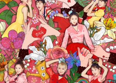 OH MY GIRL – In My Dreams