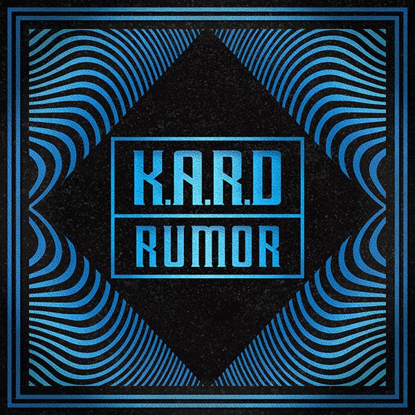 K A R D - RUMOR » Color Coded Lyrics