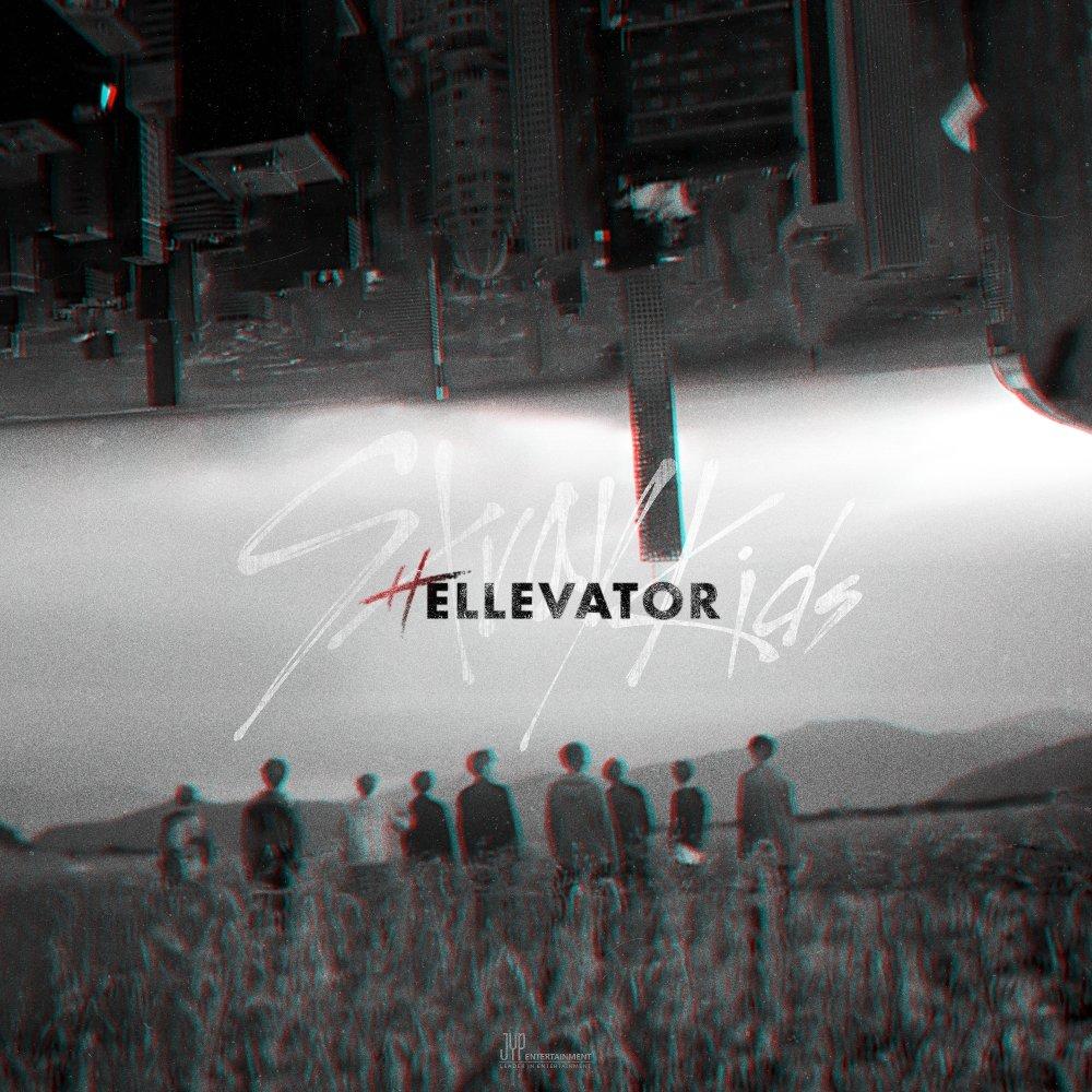 Stray Kids Hellevator Color Coded Lyrics