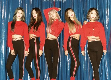 EXID – Too Good to Me
