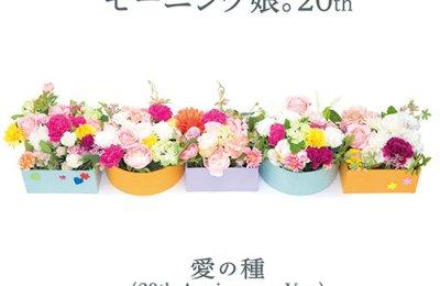 Morning Musume 20th – Ai no Tane (愛の種 (20th Anniversary Ver.))