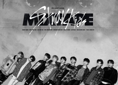 Stray Kids – YAYAYA
