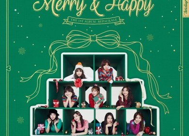 TWICE – Merry & Happy