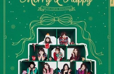 TWICE – Merry & Happy