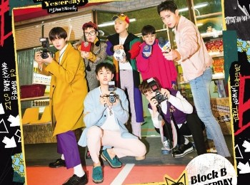 Block B – Walkin' In The Rain (Japanese Ver.)