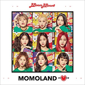MOMOLAND - BBoom BBoom (뿜뿜) » Color Coded Lyrics