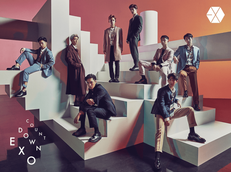 EXO - Electric Kiss » Color Coded Lyrics