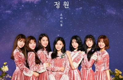 Oh My Girl  – Love O`clock