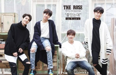 The Rose – Like We Used To (좋았는데)