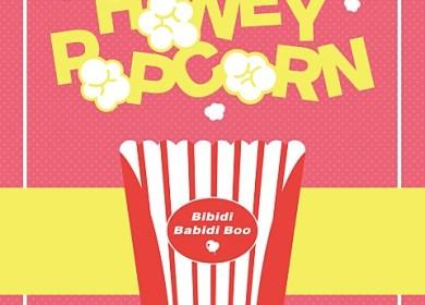 Honey Popcorn – Bibidi Babidi Boo (비비디바비디부)