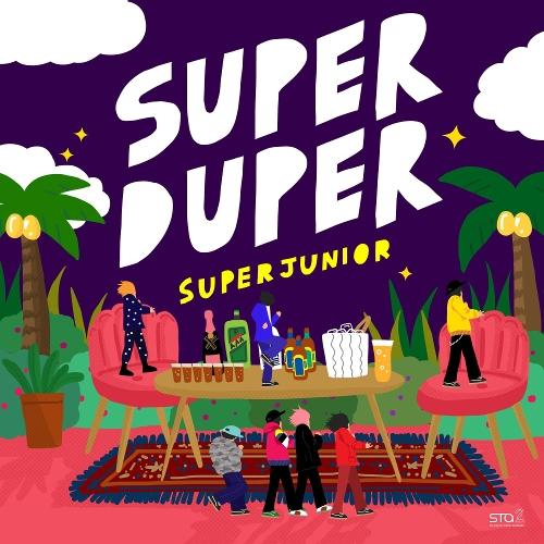 Color Coded Lyrics: Super Duper » Color Coded Lyrics