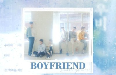 BOYFRIEND – Sunshower (여우비)